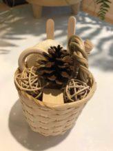 Natural Foraging Basket 27